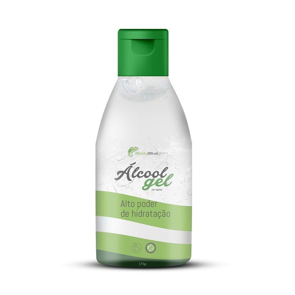 Álcool gel 200ml
